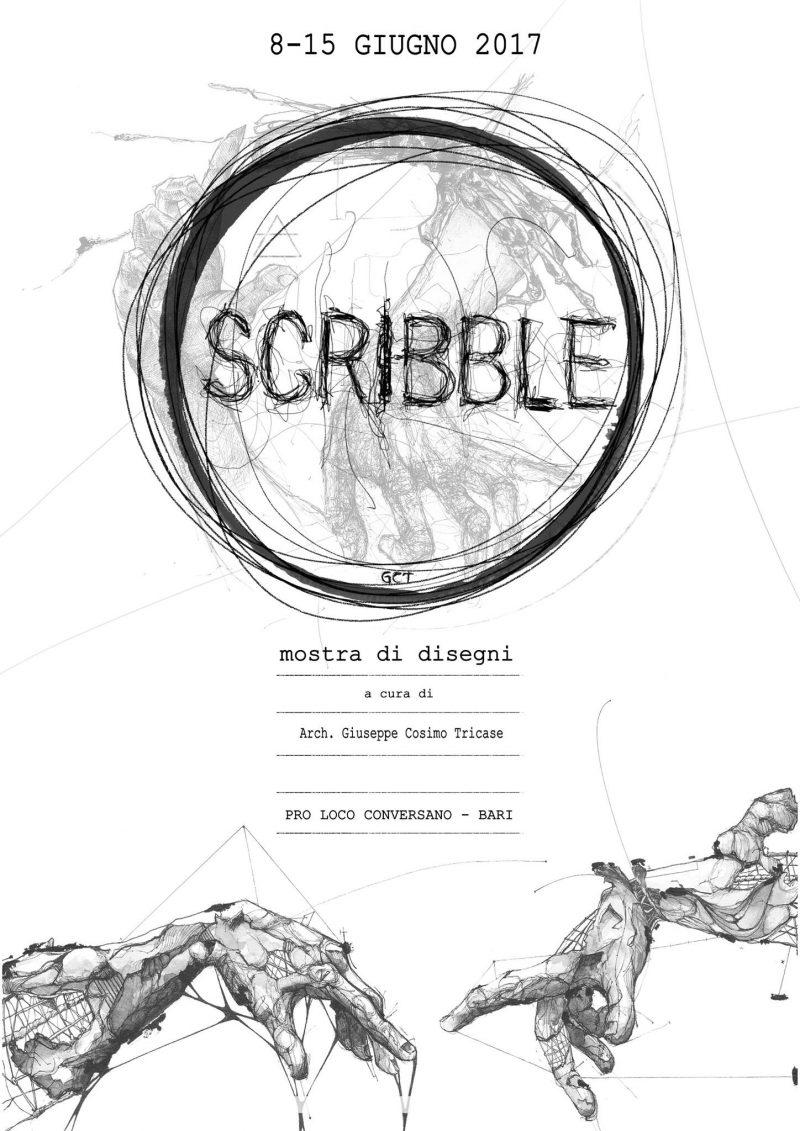 """Conversano – """"Scribble"""" Mostra di disegni"""