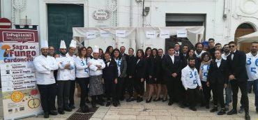 """Gravina in Puglia (BA) – Ringraziamenti per """"IL CARDONCELLO NOVELLO"""""""