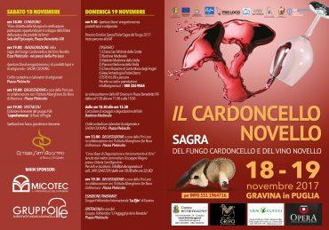 """Gravina in Puglia (BA) – """"IL CARDONCELLO NOVELLO"""""""