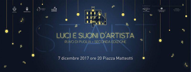 """Ruvo di Puglia (BA) – """"Luci e suoni d'artista"""": visite guidate"""