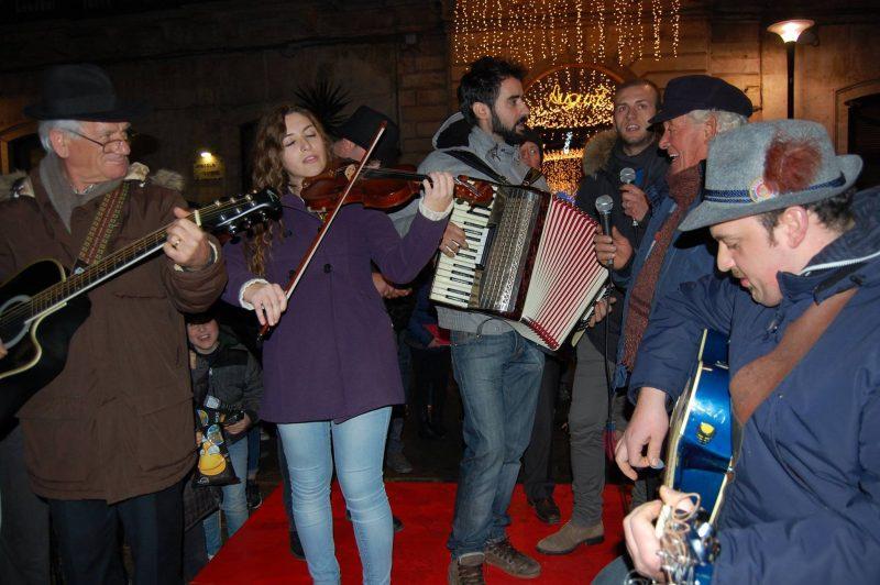 """Toritto (BA) – """"La Notte dei Fornai""""- evento folkloristico"""