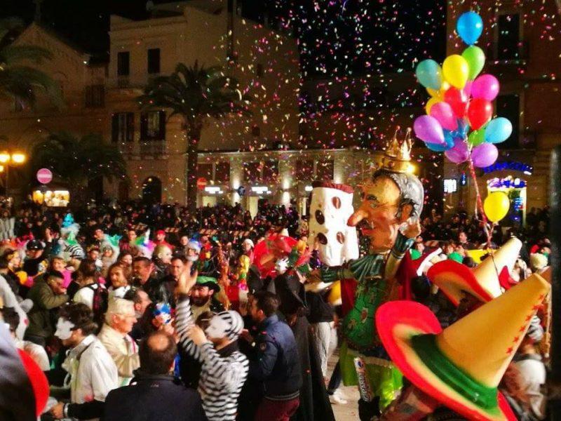 Corato (BA) – Il Regolamento del Carnevale Coratino – 39a Edizione