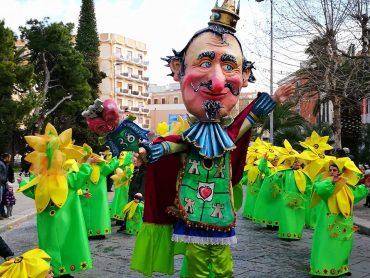 Corato (BA) – La 39esima edizione del Carnevale Coratino sarà all'insegna della Bellezza