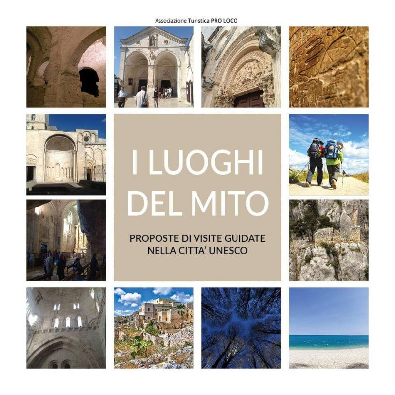 """Monte S. Angelo (FG) – """"I luoghi del mito"""" – proposte per visite guidate"""