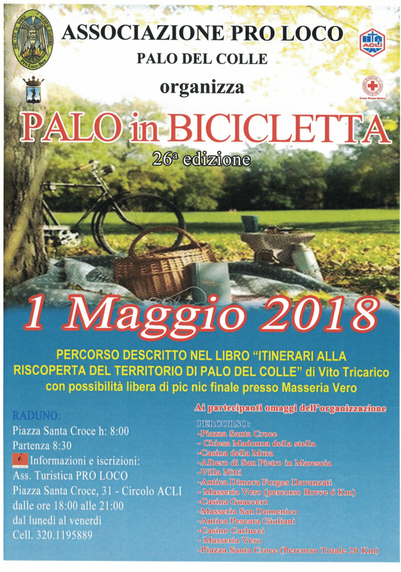 Palo del Colle (BA) – Palo in bicicletta