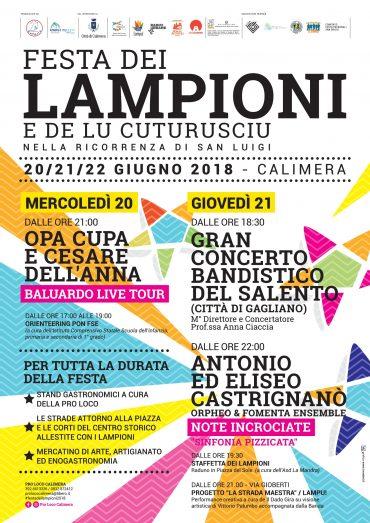 Calimera (LE) – Festa dei Lampioni