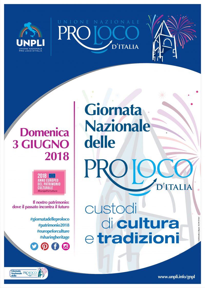 3 giugno, Festa delle Pro Loco d'Italia – Tutti gli appuntamenti pugliesi