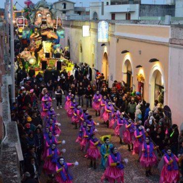 Corsano (LE) – Concorso Forografico Carnevale