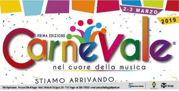 Foggia – Carnevale a Foggia: Work in Progress