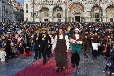 """Pro Loco di Puglia presenti al Carnevale di Venezia, Lauciello: """"Passione e professionalità"""""""