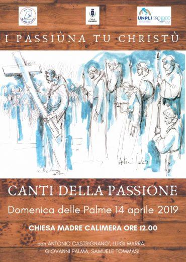 Calimera (LE) – I canti della Passione