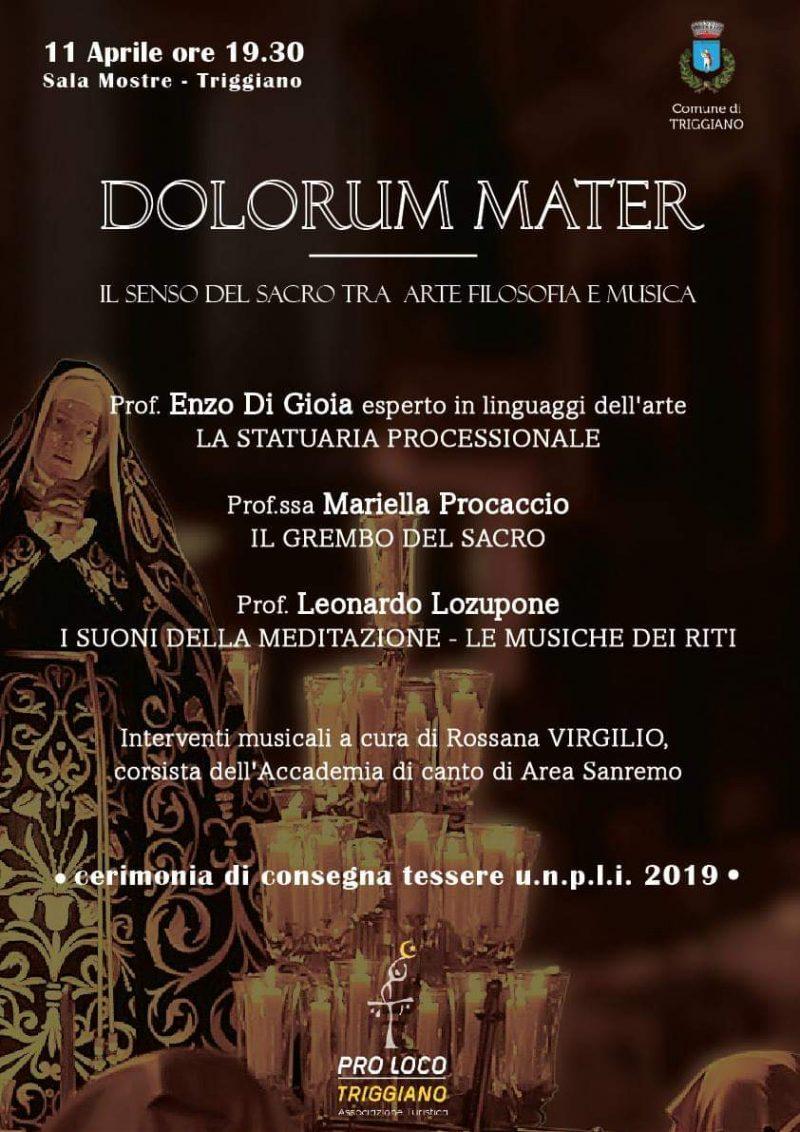 Triggiano (BA) – Dolorum Mater