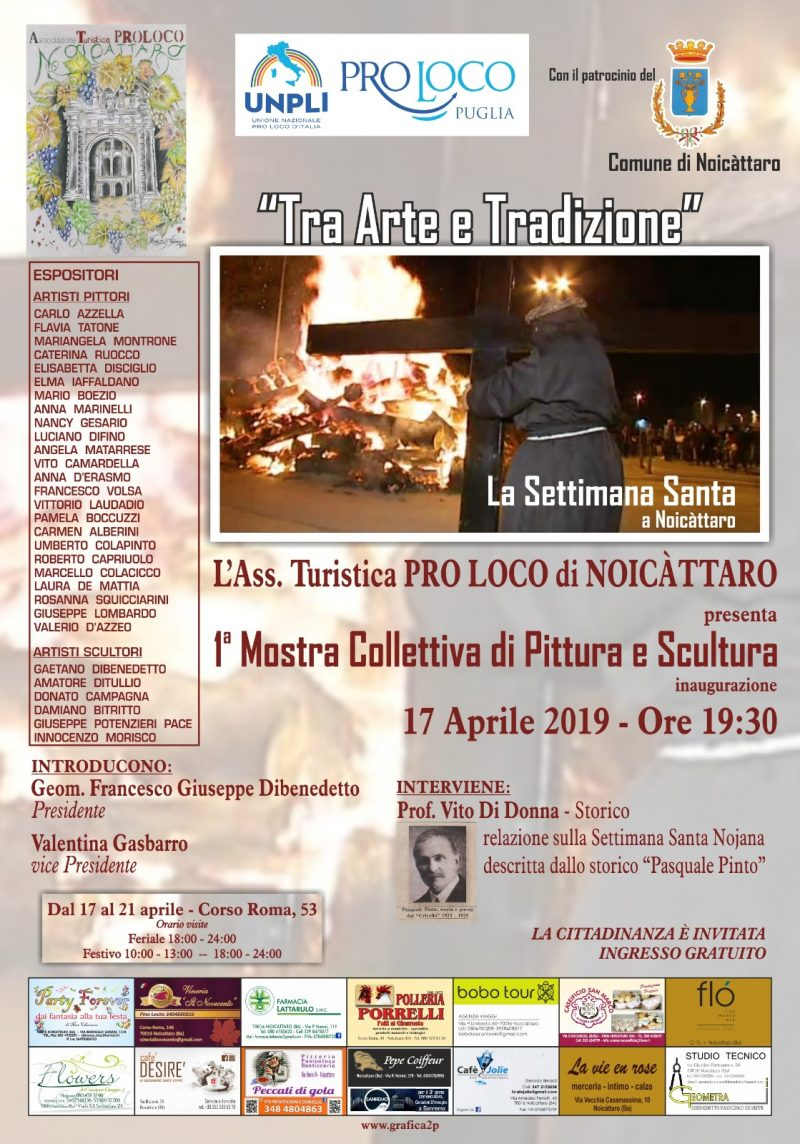 Noicattaro: Tra arte e tradizione