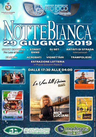 Carapelle (FG) – Notte Bianca Carapellese