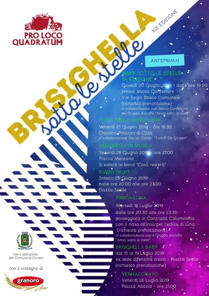 Corato (BA) – Brisighella sotto le stelle XIX Edizione