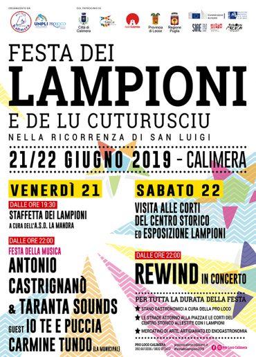 Calimera (LE) – XX edizione Festa dei Lampioni e de lu Cuturusciu