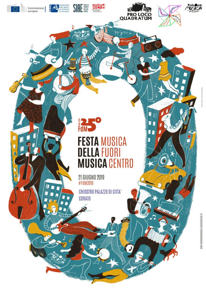 Corato (BA) – Festa della Musica 2019