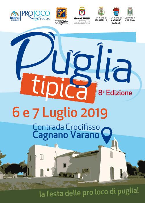 Puglia Tipica: l'ottava edizione si svolgerà il 06 e 07 Luglio al Lago di Varano