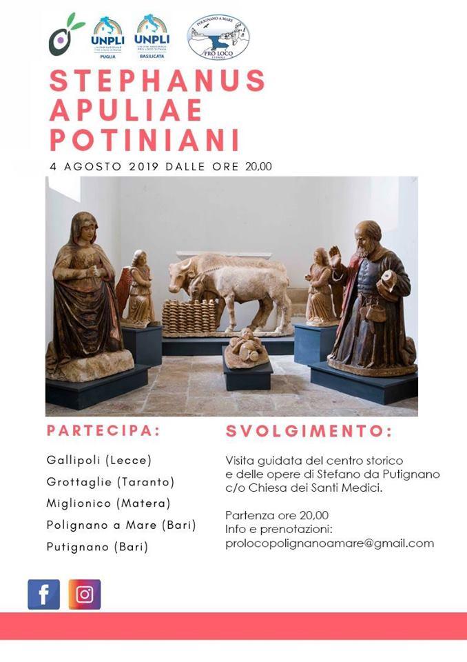Polignano (BA) – Stephanus Apuliae Potiniani