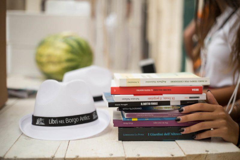 """Bisceglie (BT) – Libri nel Borgo Antico 2019"""" – Conferenza stampa """"Rete d'azione sul territorio per creare sinergie e sviluppo"""