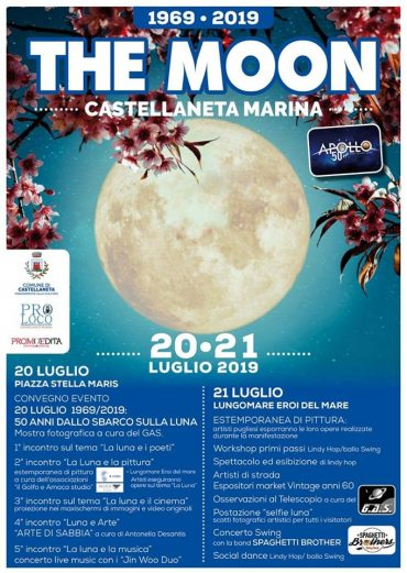Castellaneta Marina (TA) – The Moon