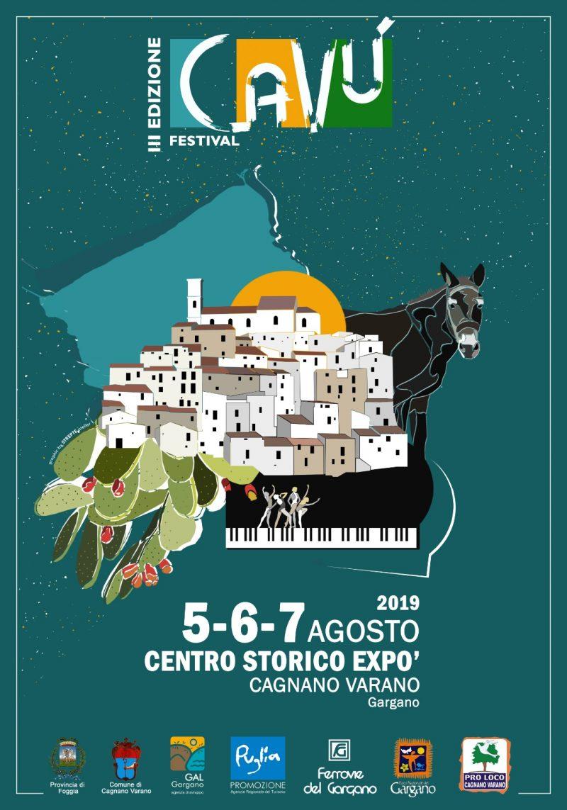 Cagnano Varano (FG) – CAVU' FESTIVAL III edizione