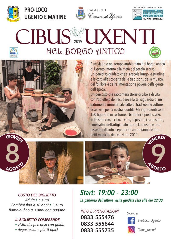 Ugento (LE) – Cibus Uxenti