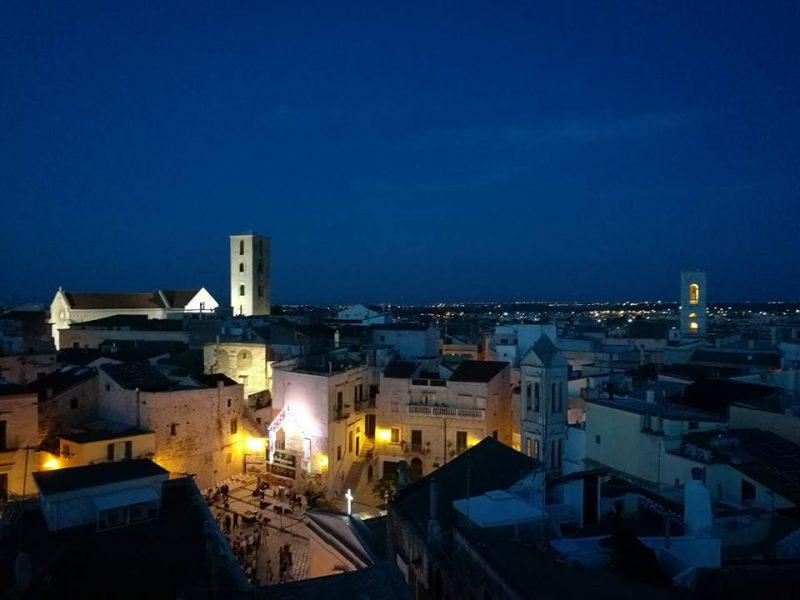 Ruvo di Puglia: apertura straordinaria della Torre dell'Orologio a San Lorenzo