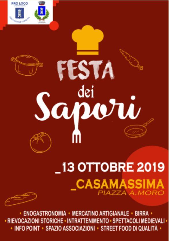 Casamassima (BA) – IV Edizione FESTA DEI SAPORI
