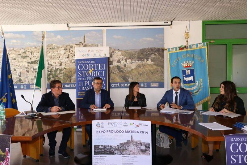 Emma Ceglie condurrà la giornata inaugurale di Expo Pro Loco Matera 2019
