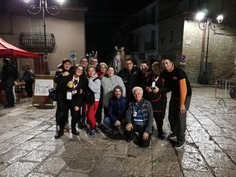 Castelnuovo della Daunia (FG) – Successo per l'evento CastelnuoVINO