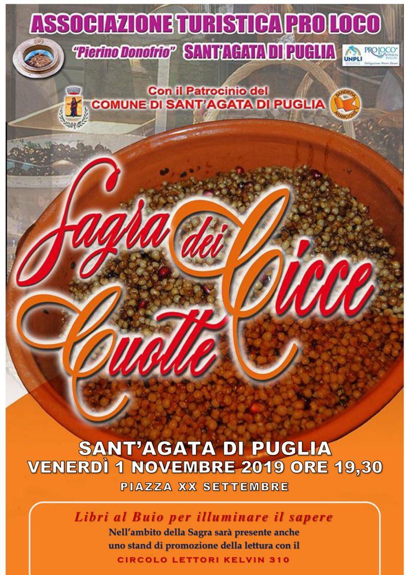 Sant'Agata di Puglia (FG) – La Sagra dei Ciccecuòtte