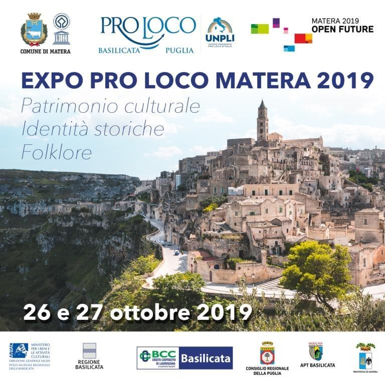 Expo Matera  – 26 e 27 Ottobre 2019