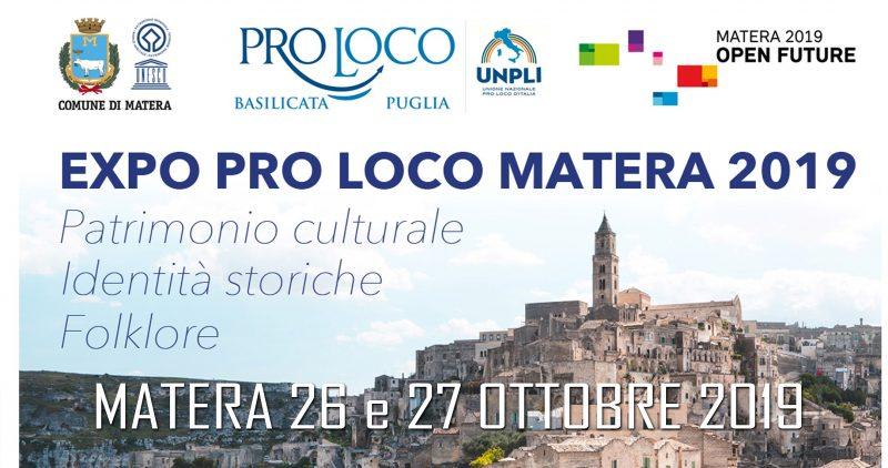 A Matera le Pro Loco di Puglia e Basilicata promuovono tradizioni popolari e folklore