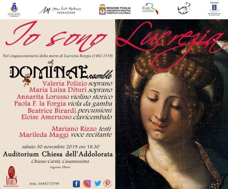 "Casamassima (BA) – Rassegna ""Itinerario Musicale"""