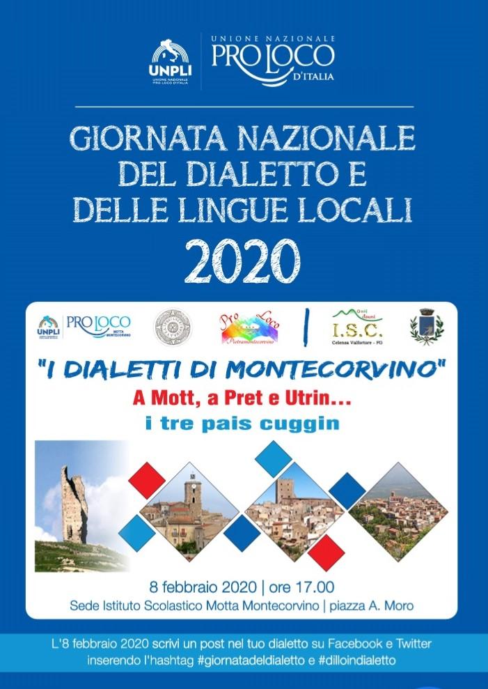 Motta Montecorvino (FG) – Giornata nazionale del dialetto