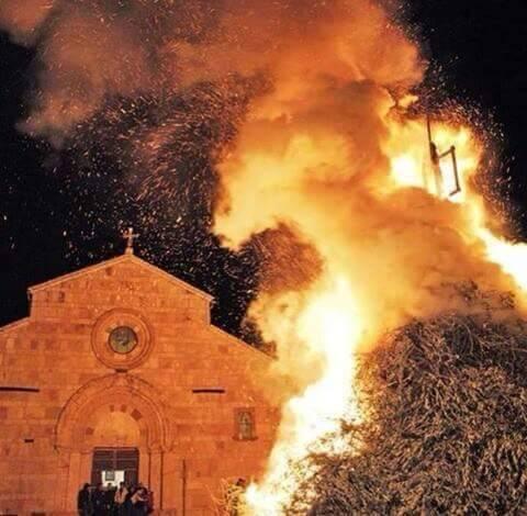 Castelnuovo della Daunia (FG) – Festa Sant'Antonio Abate