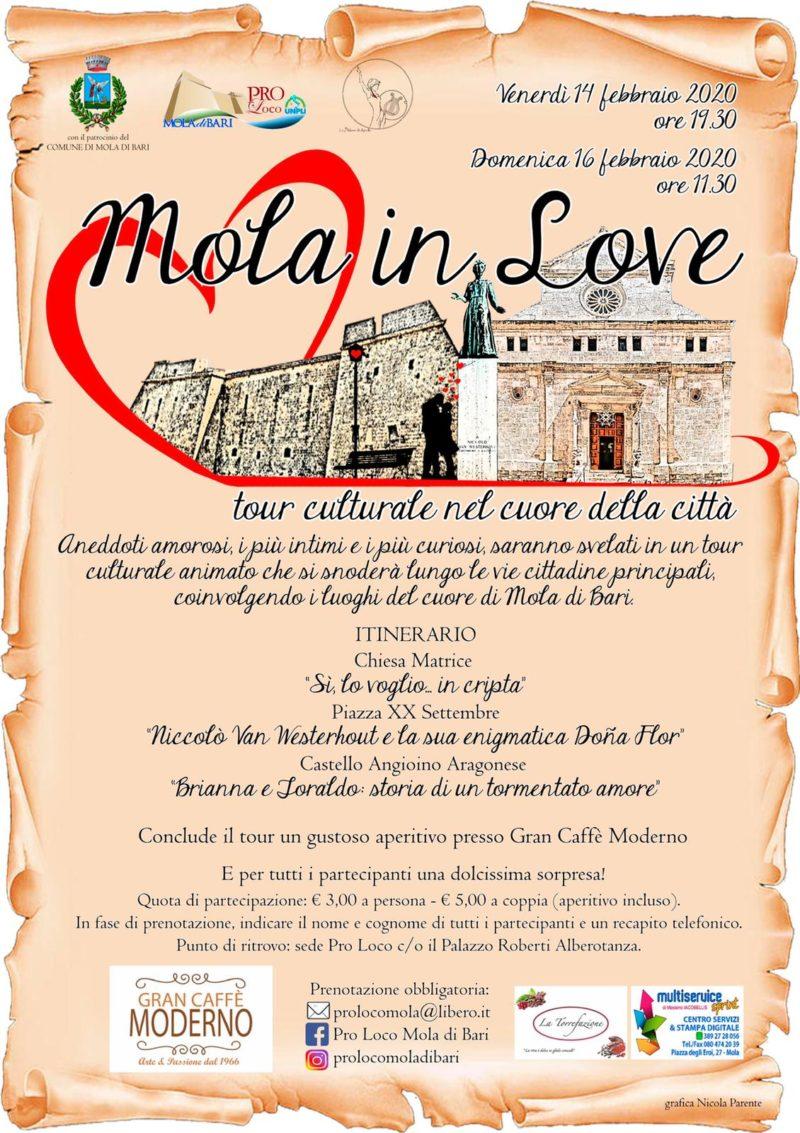 """Mola di Bari (BA) – """"Mola In LOVE"""""""