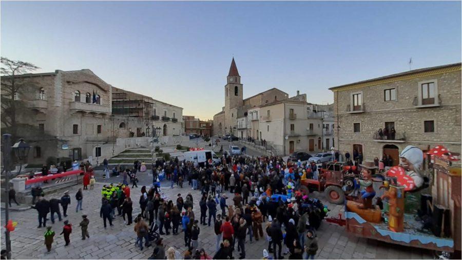 Castelnuovo della Daunia (FG) – Un buon risultato per il Carnevale Tre Casali