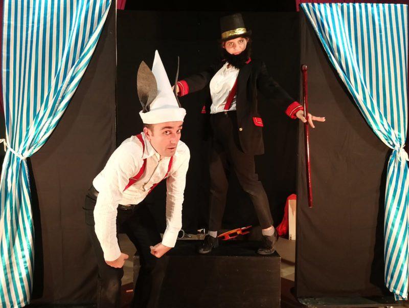 Corato (BA) – Io Pinocchio – spettacolo per bambini e famiglie | 41 esimo Carnevale Coratino