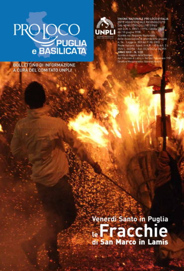 Bollettino Unpli Puglia e Basilicata Marzo 2020