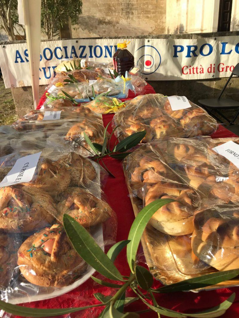 Grottaglie (TA) – Pasca tlì Palòmme: la palòmma in quarantena