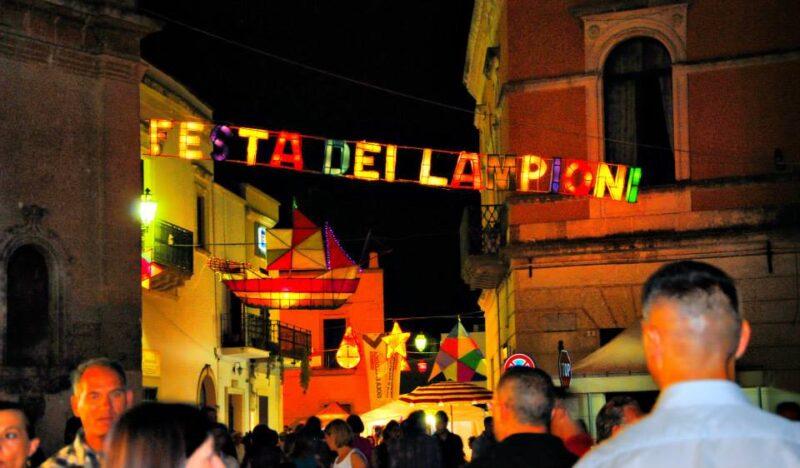 Calimera (LE) – Festa dei Lampioni e de lu Cuturusciu