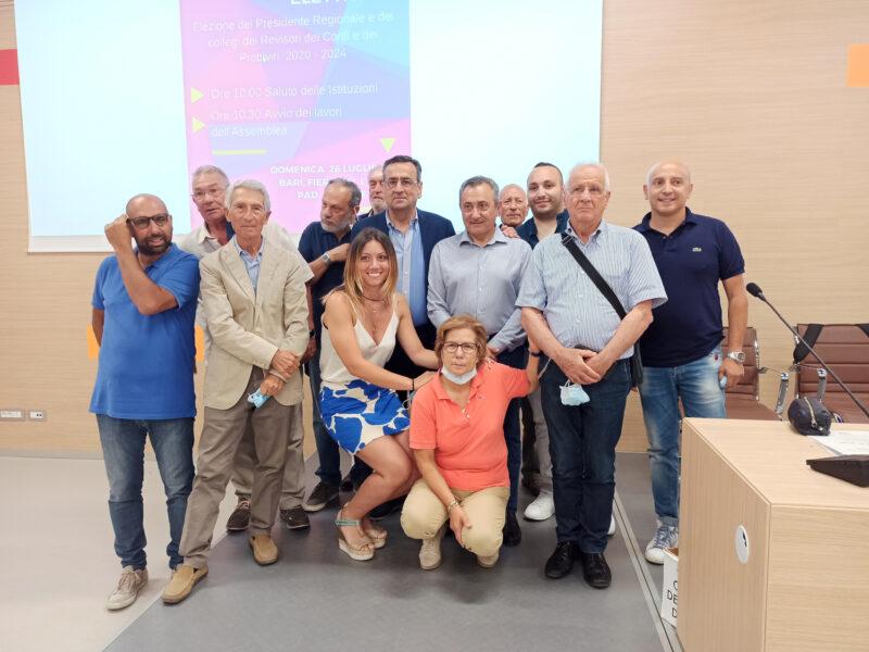 Rocco Lauciello confermato alla presidenza Unpli Puglia 2020-2024