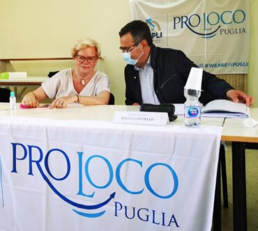 Loredana Capone presidente del Consiglio Regionale, auguri dalle Pro Loco pugliesi
