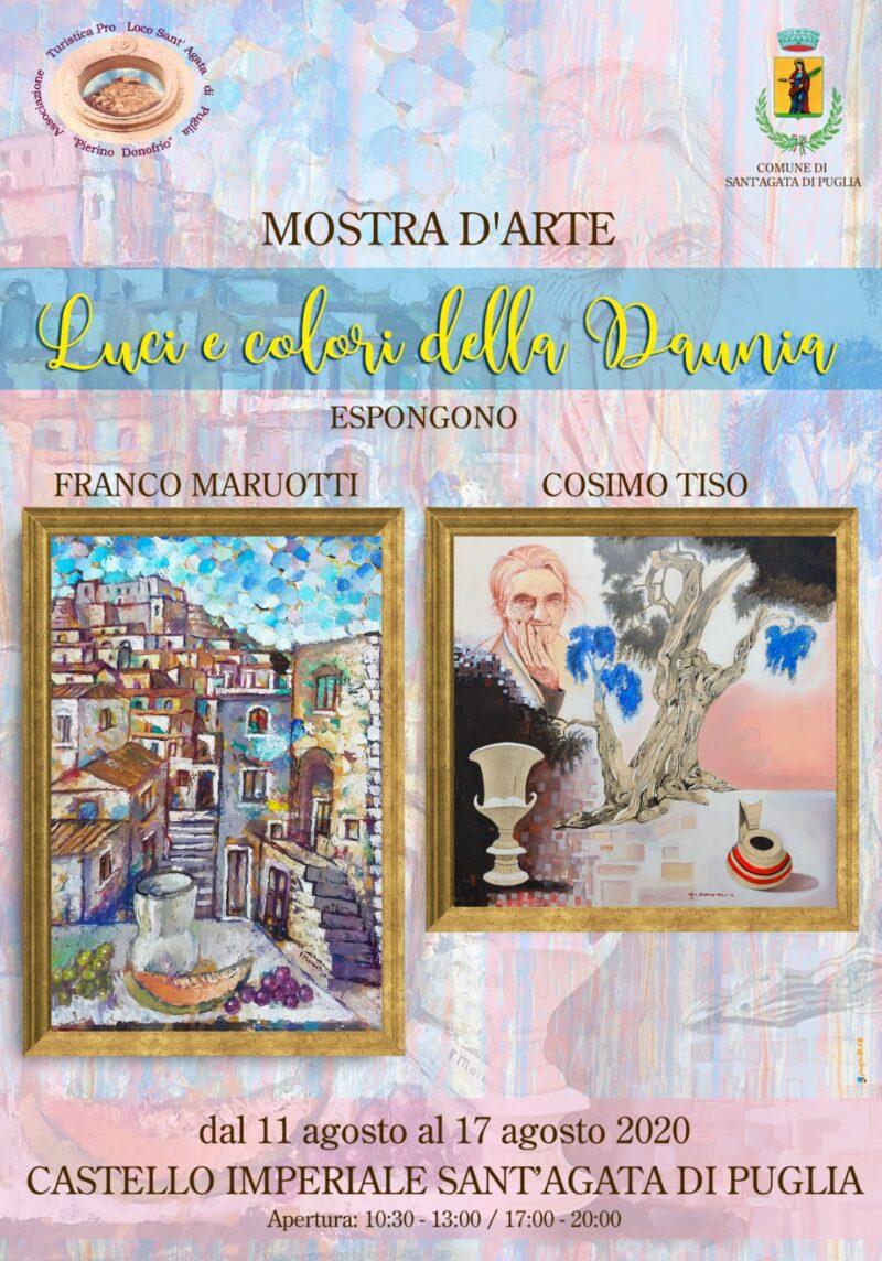 Sant'Agata di Puglia (FG) – Luci e colori della Daunia