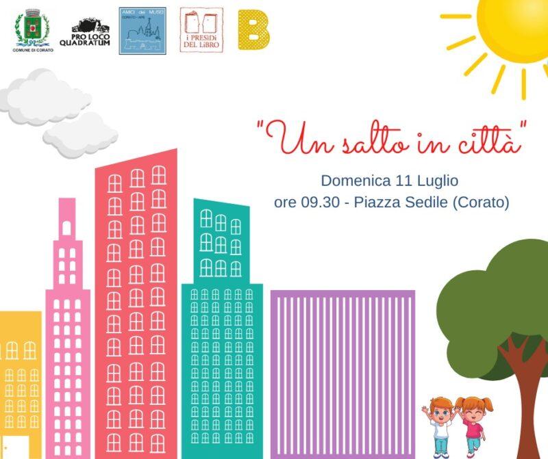 """Corato (BA) – """"Un Salto in Città"""""""